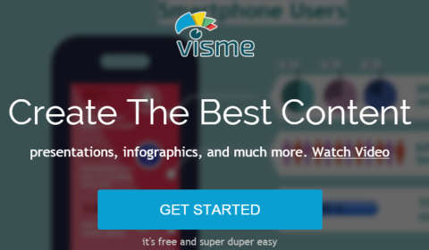 Change your presentation style this year with Visme