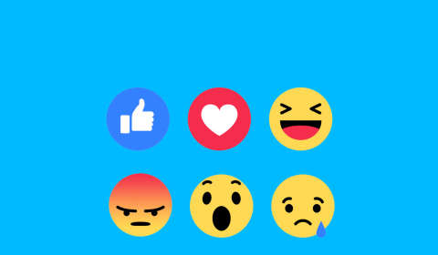 Discover facebook's new Reaction Button