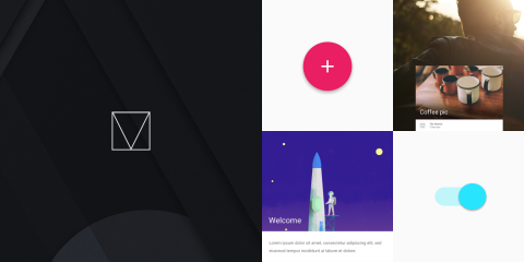 Google Material Design now has an official framework