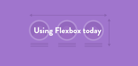 Start easy web designing with css flexbox
